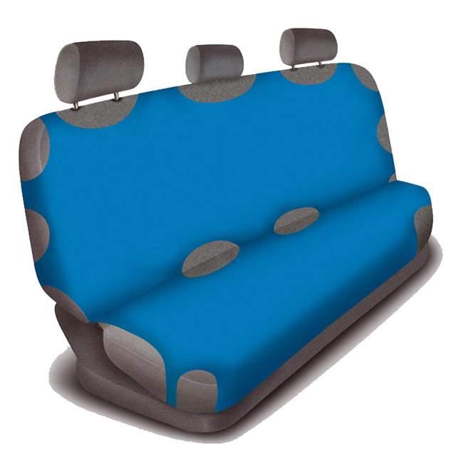 Autotričko Bavlna - zadní modrá