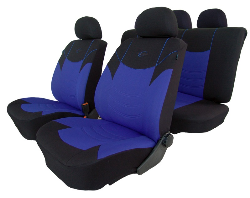Autopotahy SAMBA BARCELONA Extreme modré