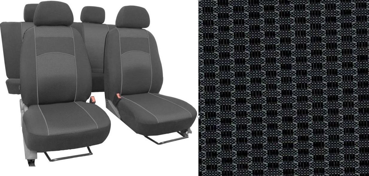 Autopotahy HYUNDAI I10 II, od r. v. 2013, VIP šedé