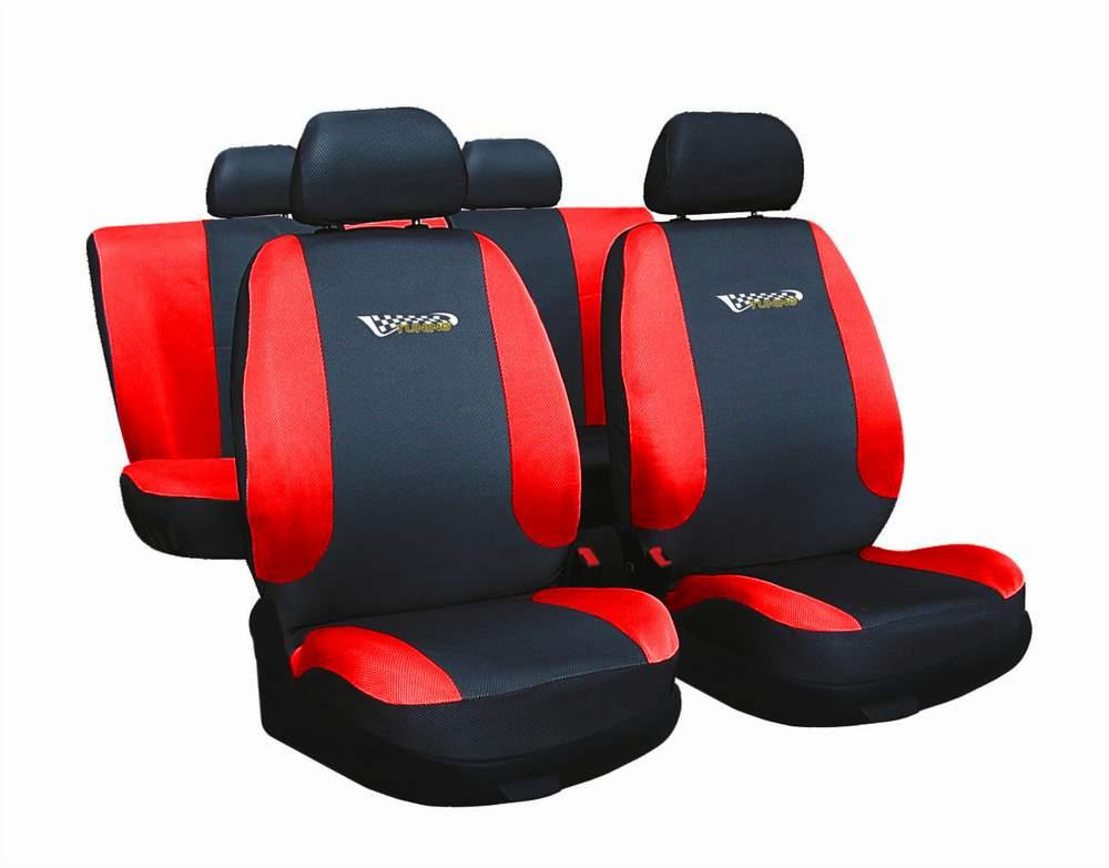 Autopotahy Sport Extreme červené