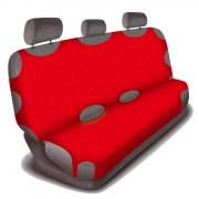 thumb Autotričko Bavlna - zadní Červená