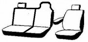 thumb Autopotahy OPEL VIVARO, 3 místa, od r. 2014, AUTHENTIC PREMIUM žakar červený