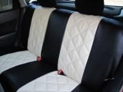 thumb Autopotahy Nissan Qashqai I, bez zadní loketní opěrky, od r. 2006-2010, EMBOSSY šedé