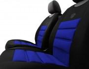 thumb Ergonomický potah na 1 sedadlo ERGONOMIC, modrý