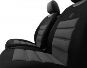 thumb Ergonomický potah na 1 sedadlo ERGONOMIC, šedý