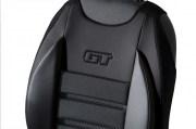 thumb Ergonomický potah na 1 sedadlo GT ERGONOMIC LEATHER, černé