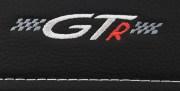 thumb Autopotahy kožené GTR šedo béžové