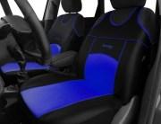 thumb Autopotahy Autopotahy TUNING EXTREME KOŽENÉ, sada pro dvě sedadla, modré