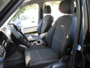 Autopotahy Ford S MAX I, od r. 2006-2015, AUTHENTIC LEATHER AVIO, SKLADEM !!!