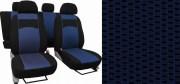 thumb Autopotahy ŠKODA RAPID, integrované přední opěrky hlavy, VIP modré