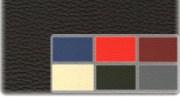 thumb Autopotahy Škoda Octavia III, kožené Tuning, bez zadní loketní opěrky, černé